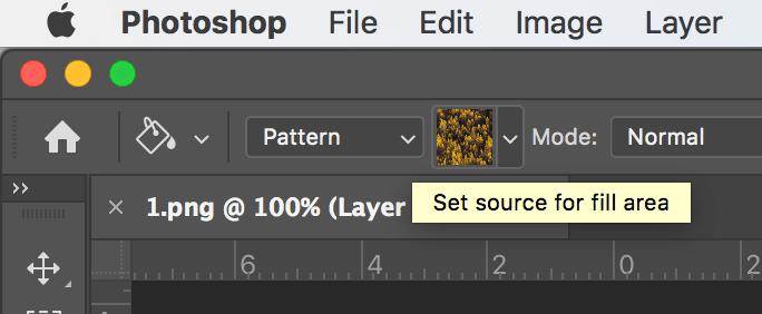 pilih pattern