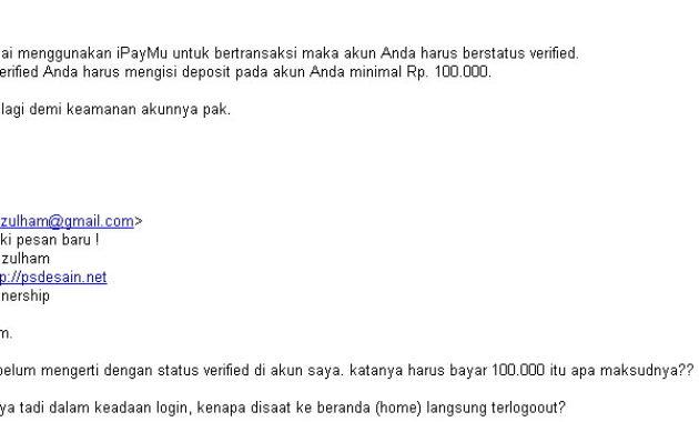 sistem pembayaran indonesia ipaymu