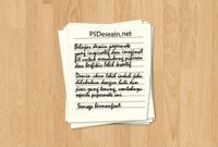 papernotes desain