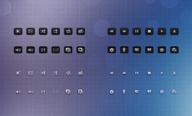 icon mini desain