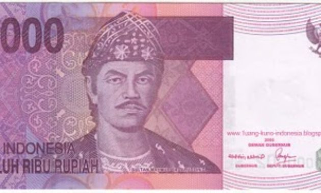 uang 10.000 10 ribu