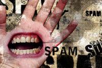 contoh gambar spam
