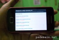 Download Aplikasi Android : PSDesain