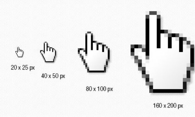 icon tangan