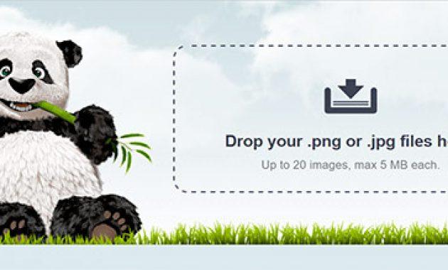 Cara mengkompress gambar PNG