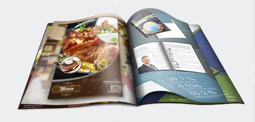Mendesain template buku dengan photoshop