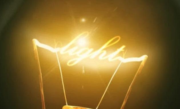 efek-teks-lampu