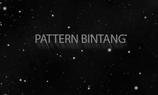 pattern-bintang