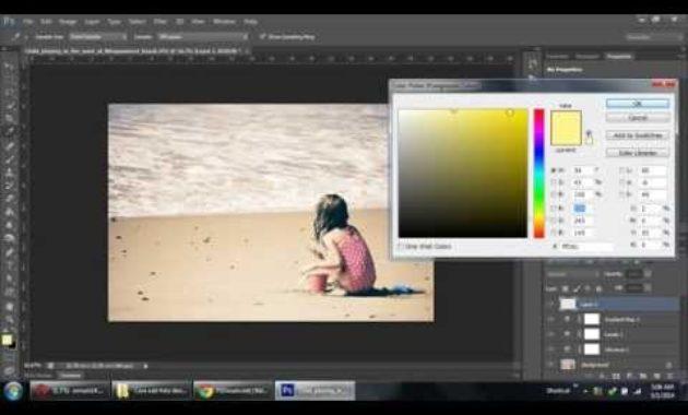 Video thumbnail for youtube video Cara edit foto dengan photoshop