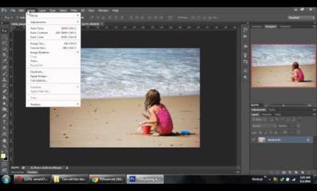 Cara menggunakan photoshop