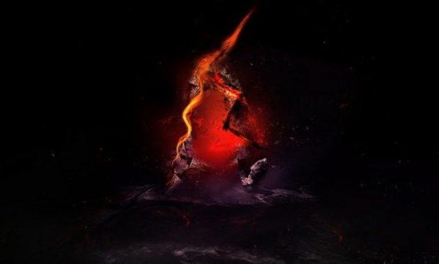 Membuat Efek Api Dengan mudah