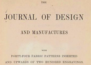 Journal of Design and Manufactures