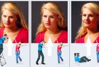 Perhatikan angle yang tepat agar foto lebih bagus