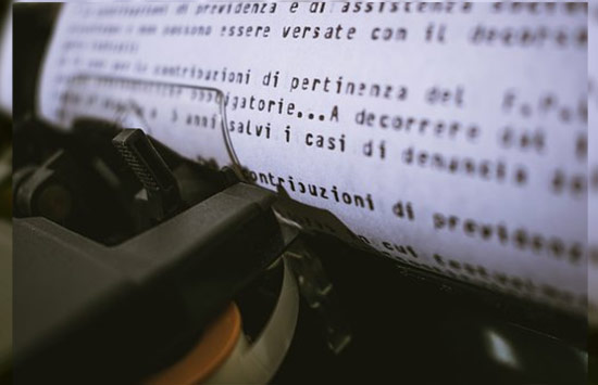 Download Font Mesin Ketik Terbaru