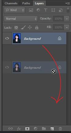 Cara Mengganti Background/Layar Pada Pas Photo Dengan Photoshop