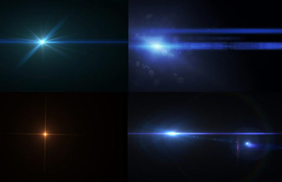 LENS FLARES AND LIGHTS by SHAPIREDESIGN
