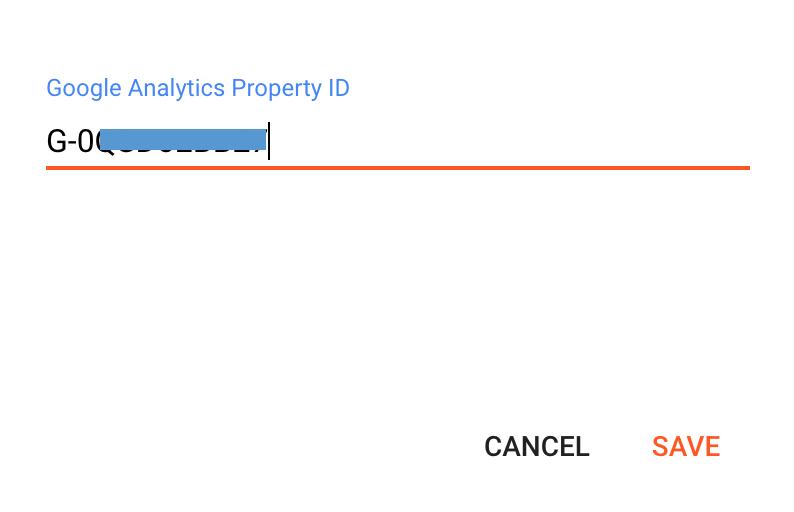 Pasang Google Analytics di Blogger