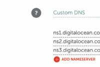 Mengganti name server di Namecheap
